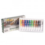 Краски масляные Winsor & Newton Winton Oil Colour Tube Set 10х21 мл-1490618