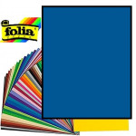 Картон Folia, Photo Mounting Board 300 гр, 50x70 см №35 Royal blue (Темно-синій)