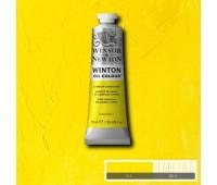 Краска масляная Winsor Winton Oil Colour, 37 мл, № 087 Кадмий лимонный арт 1414087