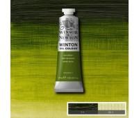 Краска масляная Winsor Winton Oil Colour, 37 мл, № 599 Зеленый сок арт 1414599