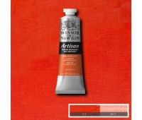 Краска масляная Winsor водорастворимая Artisan 37 мл, № 100 Cadmium red light Светло-красный кадмий арт 1514100