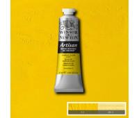 Краска масляная Winsor водорастворимая Artisan 37 мл, № 113 Cadmium yellow light Светло-желтый кадмий арт 1514113