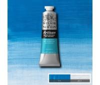 Краска масляная Winsor водорастворимая Artisan 37 мл, № 137 Cerulean blue Небесно-голубой арт 1514137