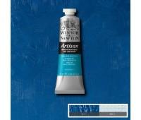 Краска масляная Winsor водорастворимая Artisan 37 мл, № 138 Cerulean blue hue Небесно-голубой 2 арт 1514138