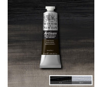 Краска масляная Winsor водорастворимая Artisan 37 мл, № 331 Ivory black Черная слоновая кость арт 1514331