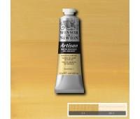 Краска масляная Winsor водорастворимая Artisan 37 мл, № 422 Naples yellow hue Неаполитанский желтый арт 1514422