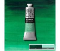 Краска масляная Winsor водорастворимая Artisan 37 мл, № 521 Phthalo green / Yellow shade Зеленый с желтым е арт 1514521