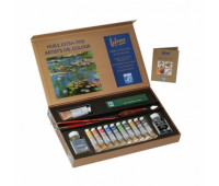 Набор красок Масляных красок  Artist Oil Colors Lefranc  добавки и аксессуары арт 404600