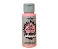 Витражные краски Cadence матовые Style Matt Enamel, 59 мл, № 343, Детский розовый