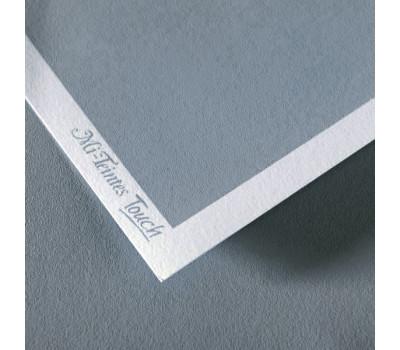 Бумага для пастели Canson Mi-Teintes TOUCH 350 гр, 50x65 см, 490 Light blue (Светло синий)