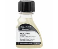 Winsor лак матовый для масличных красок, устойчив к ультрафиолету Matt Varnish, 75 мл арт 3321733