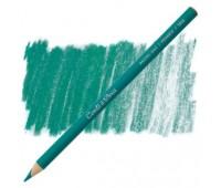 Карандаш пастельный Conte Pastel Pencil, № 043 Prussian green Прусский зеленый арт 500184