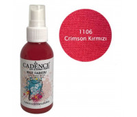 Краска-спрей по ткани Красная Cadence 100 мл арт CA0507_1106