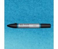 Winsor акварельный маркер Watercolor Markers, № 654 Turquoise Бирюза арт 201654
