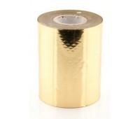 Поталь в рулоне золото трансферная Cadence Foil Leaf Rulo Varak, 10 см х 120 cм, арт CB11191