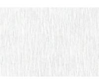 Бумага-Крепон Folia Crepe paper 50x250 cм, 32 г № 100 White белый арт 822100