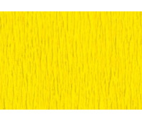 Бумага-Крепон Folia Crepe paper 50x250 cм, 32 г № 106 Yellow Желтый арт 822106