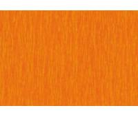 Бумага-Крепон Folia Crepe paper 50x250 cм, 32 г № 109 Light orange Светло-оранжевый арт 822109