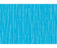 Бумага-Крепон Folia Crepe paper 50x250 cм, 32 г № 120 Light blue Голубой арт 822120
