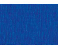 Бумага-Крепон Folia Crepe paper 50x250 cм, 32 г № 128 Brilliant blue Синий арт 822128