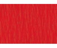 Бумага-Крепон Folia Crepe paper 50x250 cм, 32 г № 134 Hot red Темно-красный арт 822134