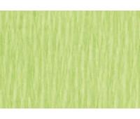 Бумага-Крепон Folia Crepe paper 50x250 cм, 32 г № 145 Light green Светло-зеленый арт 822145