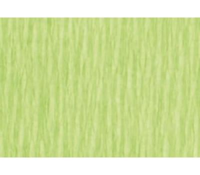 Бумага-Крепон Folia Crepe paper 50x250 cм, 32 г № 145 Light green (Светло-зеленый) арт. 822145