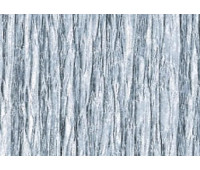 Бумага-Крепон Folia Crepe paper 50x250 cм, 32 г № 9126 Silver Серебряный арт 8229126