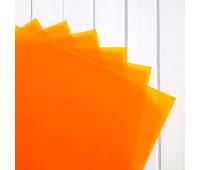 Набор дизайнерской кальки Canson, оранжевая, 100 гр, 5 аркуш арт 751503