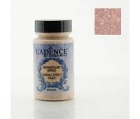 Cadence акриловая краска с эффектом мрамора непрозрачная Marble Effect Paint Opaque, 90 мл, №21, Темно лос арт 119_16