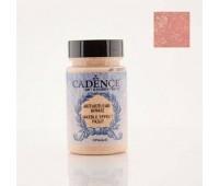 Cadence акриловая краска с эффектом мрамора непрозрачная Marble Effect Paint Opaque, 90 мл, №22, Песочный арт 119_21