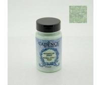Cadence акриловая краска с эффектом мрамора непрозрачная Marble Effect Paint Opaque, 90 мл, №28, оранжевые арт 119_25