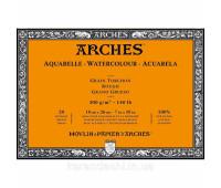 Блок для акварели крупнозернистый Arches Rough Grain 300 гр, 18x26 см 20 листов арт 1795083