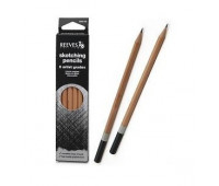 Набор карандашей для эскизов Reeves Sketching pencil, 6 шт арт 8930106