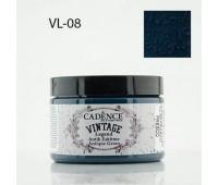 Cadence акриловая краска для создания эффекта состаривания V?ntage Legend, 150 мл, Fresco Фреска арт VL-08