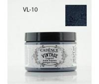 Cadence акриловая краска для создания эффекта состаривания V?ntage Legend, 150 мл, Dark Slate Gray Стал арт VL-10