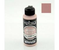 Cadence акриловая краска гибрид Hybrid Acrylic for Multisurfaces № 20, 120 мл, New Mocca Мокка новая арт HM0101_20