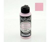 Cadence акриловая краска гибрид Hybrid Acrylic for Multisurfaces № 26, 120 мл, Cactus Flower Цветок арт HM0101_26