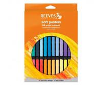 Набор мягкой пастели Reeves 36 цветов арт 8790225