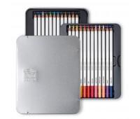 Набор акварельных карандашей Winsor Newton Studio 24 шт 490015