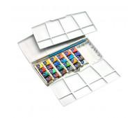 Акварельные краски Winsor Newton Cotman 24 цвета арт 390376