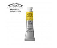 Краска акварельная Winsor Professional Water Colour, № 118, Cadmium Yellow Pale Кадмий желтый , Sr №4 арт 102118