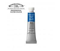 Краска акварельная Winsor Professional Water Colour, № 178, Cobalt Blue Кобальт синий , Sr №4, 5 мл арт 102178