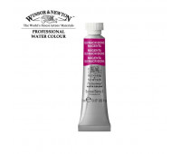 Краска акварельная Winsor Professional Water Colour, № 545, Quinacridone Magenta Хинакридон пурпурный арт 102545