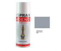 Краска спрей Cadenсe Gilding Spray Paint 400 мл Алюминий арт 158_902
