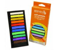 Набор мягкой пастели Reeves 12 цветов арт 8791125