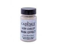 Cadence винтажная краска на акриловой основе Very chalky wash effect, 90 мл, French L?n Французский арт WSH_05