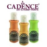 Cadence акриловая краска с эффектом мрамора непрозрачная