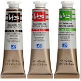 Масляные краски Lefranc Extra Fine