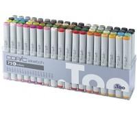 Copic набор маркеров Sketch Set C 72 шт 21075162